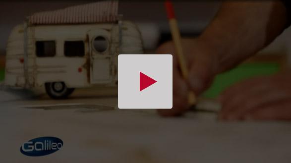 Videobeitrag von Galileo (Pro7)